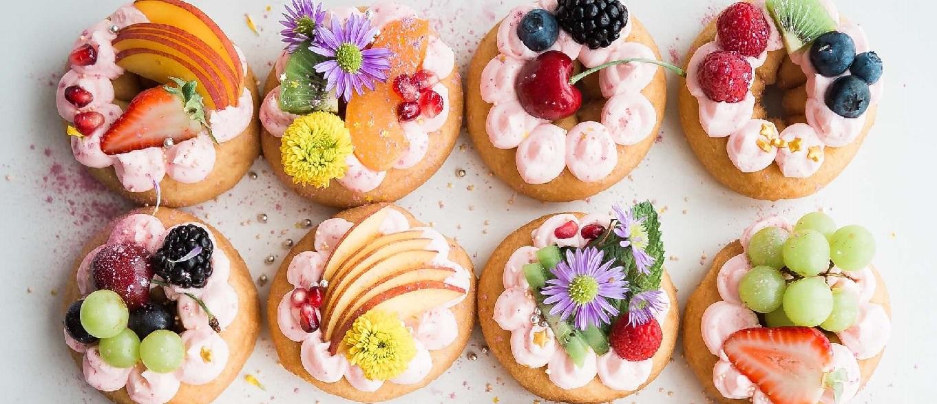 Očarujte jedlými kvetmi