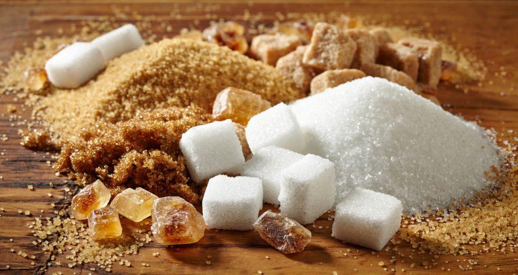 hnedý trstinový cukor